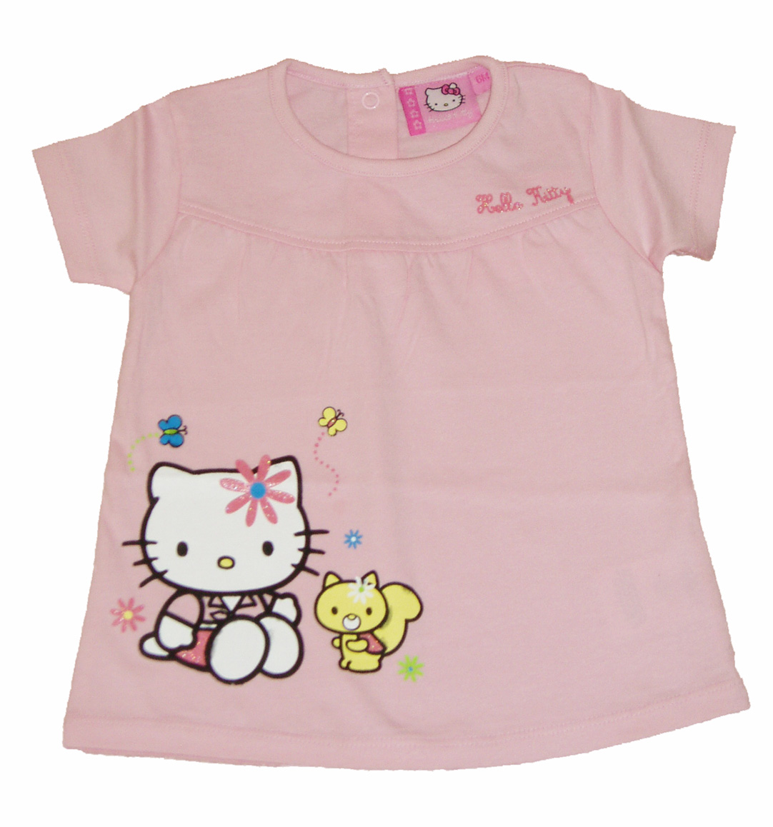 Pink Hello Kitty T-shirt - Baby