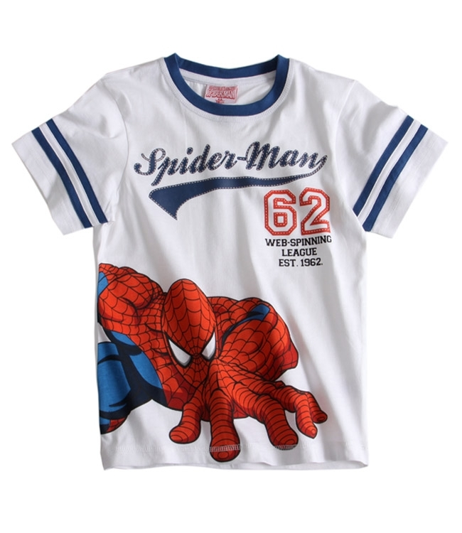 Spiderman T-shirt (White)