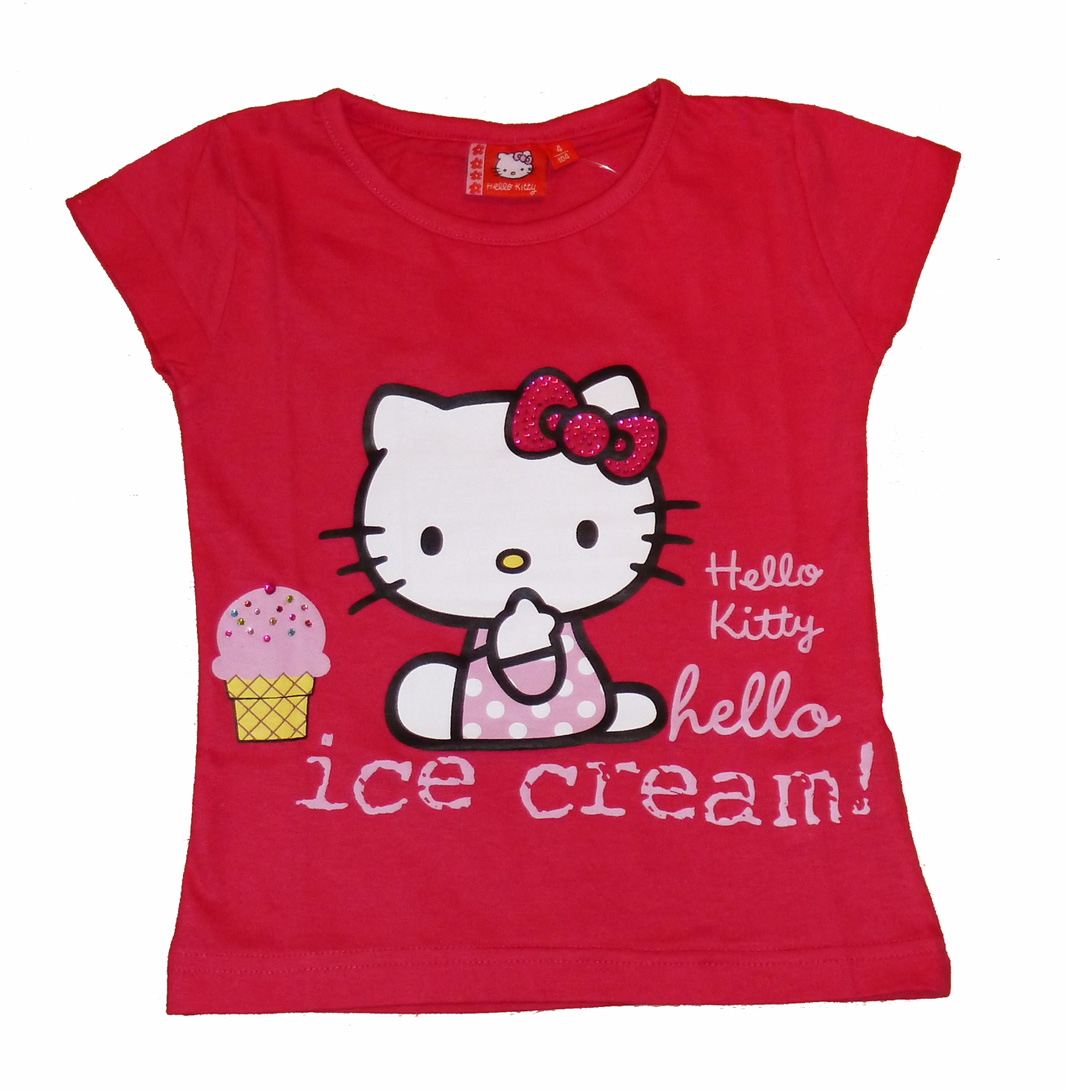 Hello Kitty t-shirt - Red