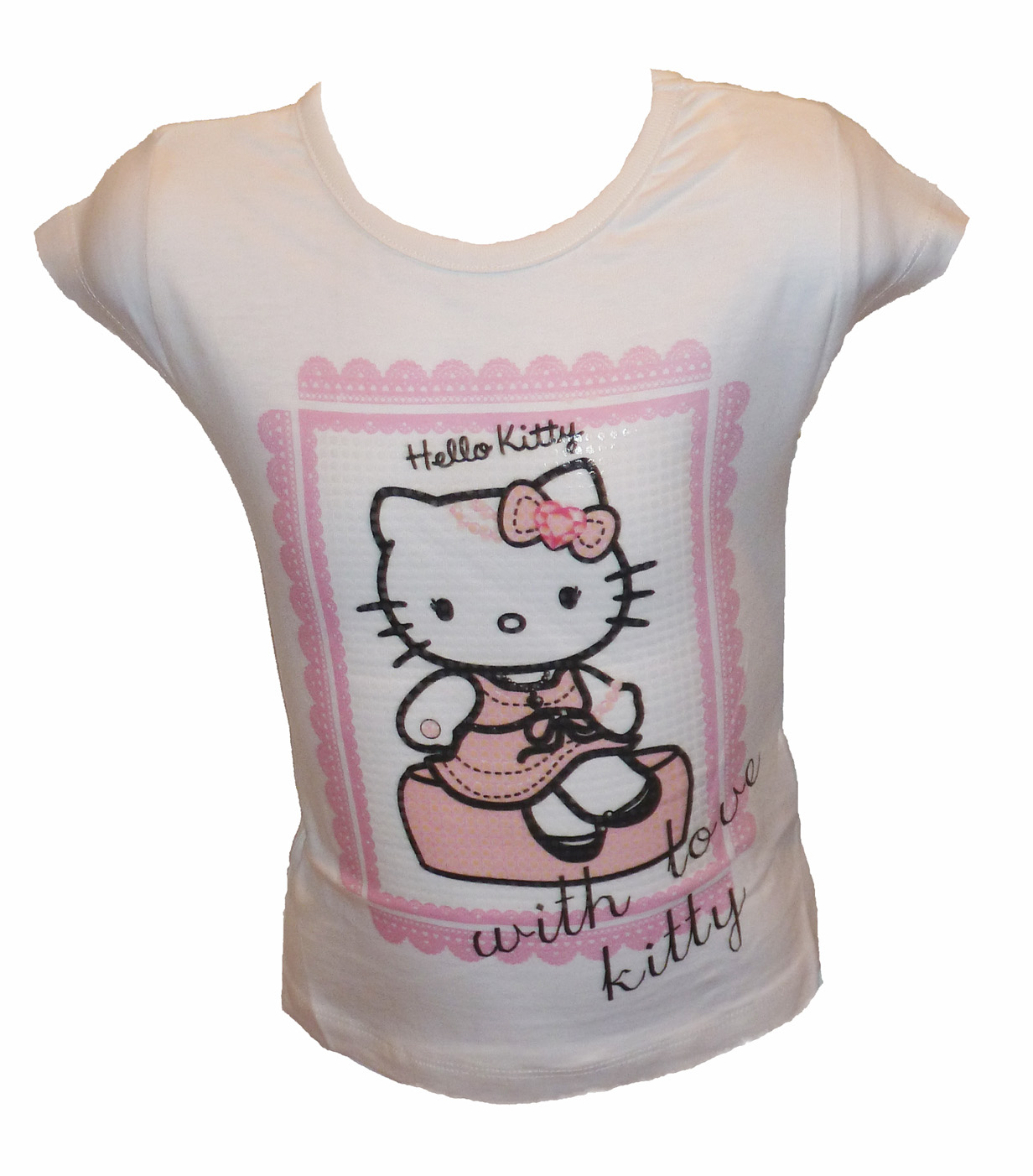 Hello Kitty T-shirt - White