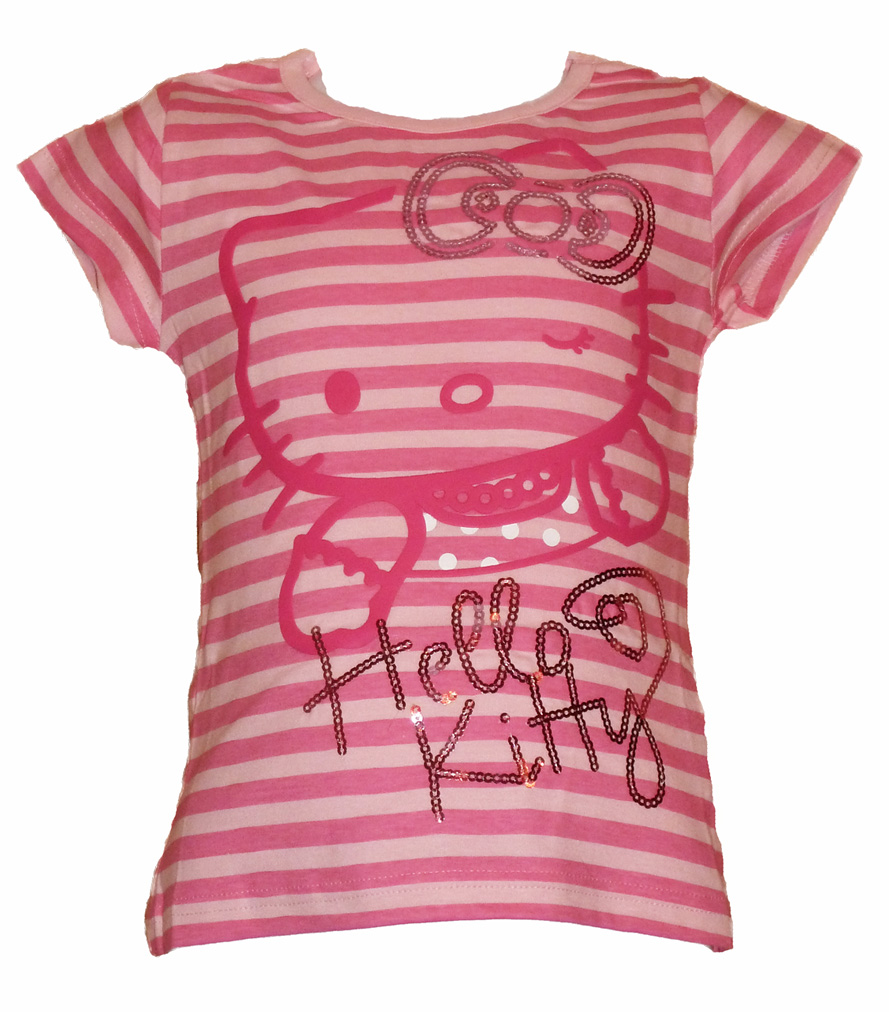 Hello Kitty Stripes T-shirt