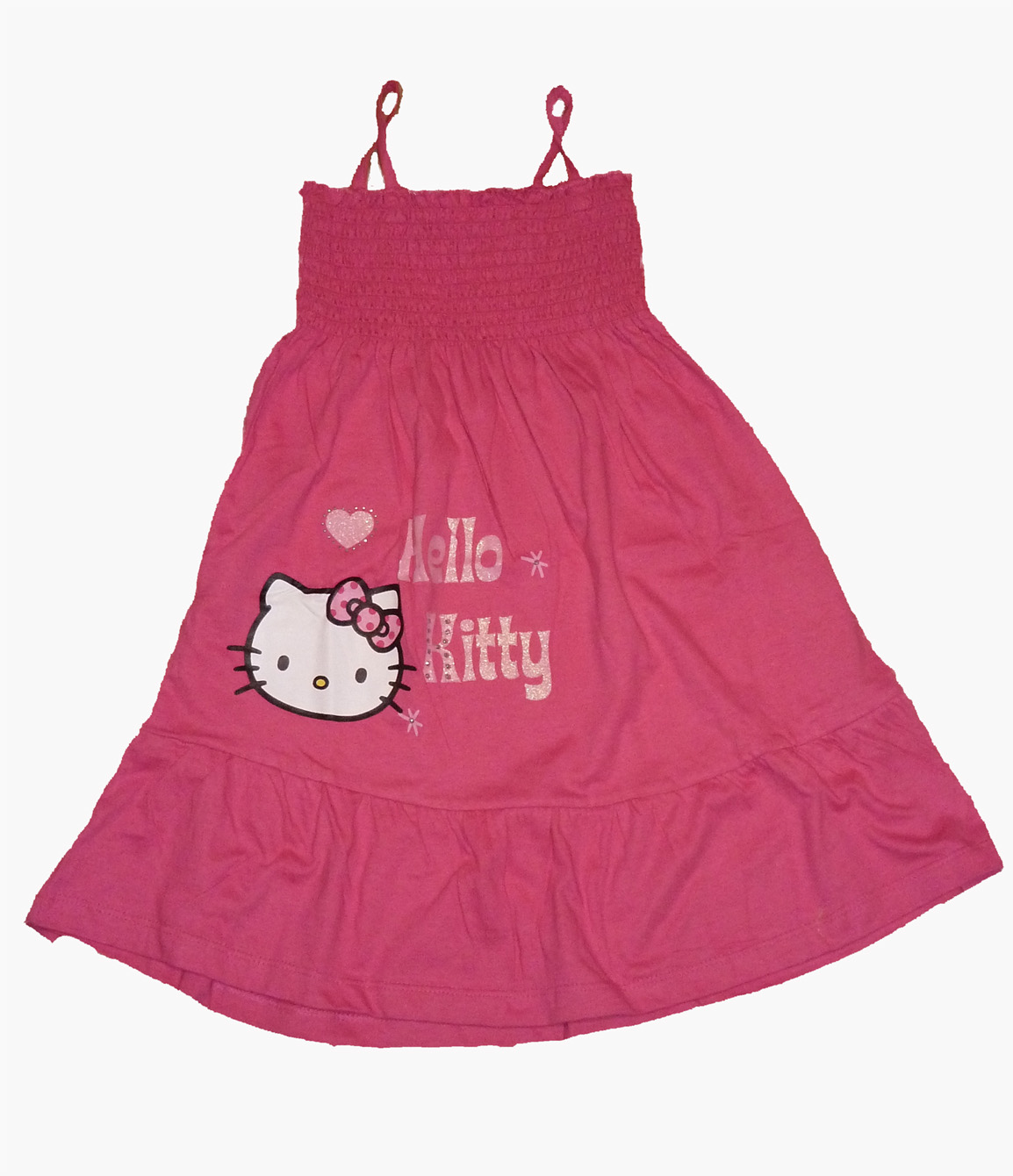 Hello Kitty Sundress - Pink
